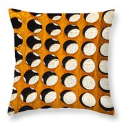 Mind - Spaces Throw Pillow by Steven Milner