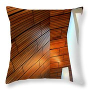 Mint Ceiling 1 Throw Pillow by Randall Weidner