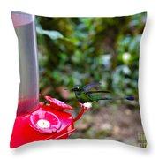 Mister Santa Pants In All His Glory Throw Pillow by Al Bourassa