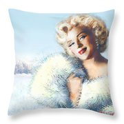 Mm 126 D 4 Throw Pillow by Theo Danella