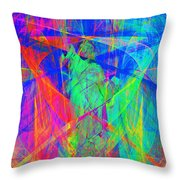 Mother of Exiles 20130618 Throw Pillow by Wingsdomain Art and Photography