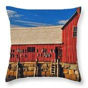 Motif No 1 Throw Pillow by Joann Vitali