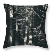 My Light Still Shines For You Throw Pillow by Laurie Search