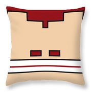 My Mariobros Fig 03 Minimal Poster Throw Pillow by Chungkong Art