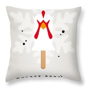 My MUPPET ICE POP - Camilla Throw Pillow by Chungkong Art