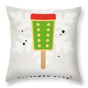 My Nintendo Ice Pop - King Bowser Throw Pillow by Chungkong Art