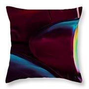 Night Light Throw Pillow by Carol Leigh