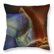Night Watchman Throw Pillow by Omaste Witkowski