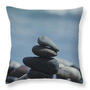 Noimead Siochanta Throw Pillow by Sharon Mau