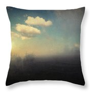 Oblivion Throw Pillow by Taylan Soyturk