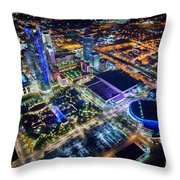 OKS0058 Throw Pillow by Cooper Ross