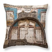 Old Glory Throw Pillow by Marion Galt