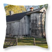 Oldie But Goodie Throw Pillow by Bill Wakeley