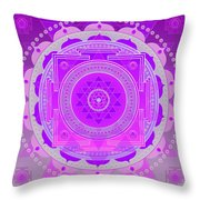 Oneness and Unity Throw Pillow by Sarah  Niebank