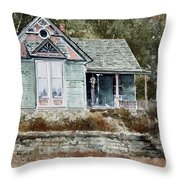 ORB Throw Pillow by Monte Toon