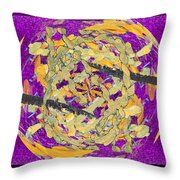 Outside The Box Throw Pillow by Tim Allen