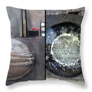 p HOTography 153 Throw Pillow by Marlene Burns