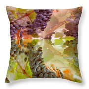Passionate Squeeze Throw Pillow by PainterArtist FIN