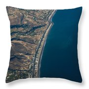 PCH Throw Pillow by John Daly
