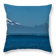 Peaceful Throw Pillow by Robert Bales