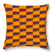 Perspective Compilation 11 Throw Pillow by Michelle Calkins