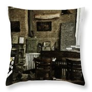 Phillipsburg Brewing Company Throw Pillow by Image Takers Photography LLC - Carol Haddon