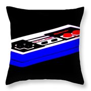 Playing With Power Throw Pillow by Benjamin Yeager