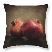 Pomegranate Throw Pillow by Taylan Soyturk