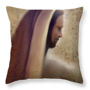 Prince Of Peace Throw Pillow by Kume Bryant