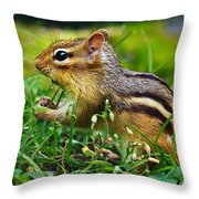 Princess Buttercup Throw Pillow by Bill Caldwell -        ABeautifulSky Photography