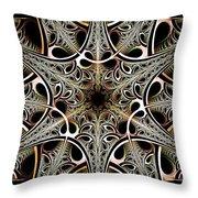 Psychotronic Revolution Throw Pillow by Anastasiya Malakhova