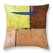 Random Harvest Throw Pillow by Snake Jagger