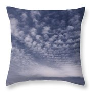 Reach For The Sky 28 Throw Pillow by Mike McGlothlen