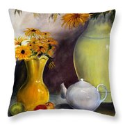 Reliable Loyalty Throw Pillow by Jane Autry