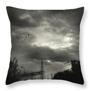 Remember Throw Pillow by Taylan Soyturk
