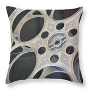 Roll Em Throw Pillow by Lauren Leigh Hunter Fine Art Photography