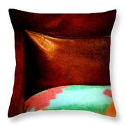 Sanctuary Throw Pillow by Newel Hunter