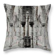 Sanctuary Throw Pillow by Stephanie Grant