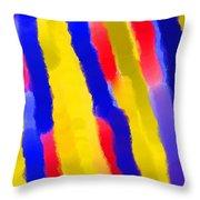 Schreien Throw Pillow by Sir Josef Social Critic - ART