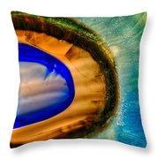 Searching Throw Pillow by Omaste Witkowski