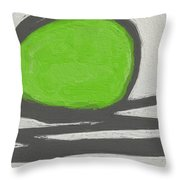 Seed Throw Pillow by Linda Woods