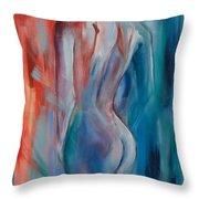 Sensuelle Throw Pillow by Elise Palmigiani