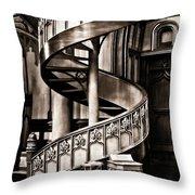 Serpentine Throw Pillow by Venetta Archer