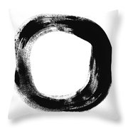 Simplicity Throw Pillow by Linda Woods