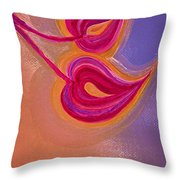 Sisters by jrr Throw Pillow by First Star Art