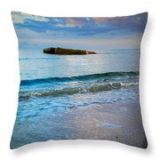 Skagen Light Throw Pillow by Inge Johnsson