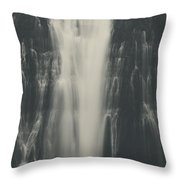 Smooth Throw Pillow by Laurie Search