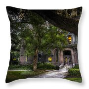 South Entry Throw Pillow by Marvin Spates