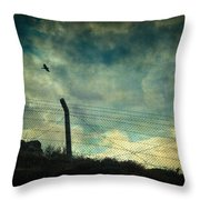 Southwester Throw Pillow by Taylan Soyturk