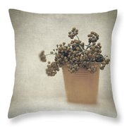 Souvenirs De Demain Throw Pillow by Taylan Soyturk